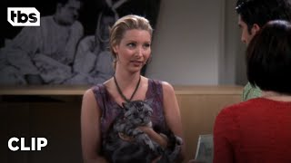 Friends: Ross Apologizes to Phoebe's Mom Who is a Cat (Season 4 Clip) | TBS
