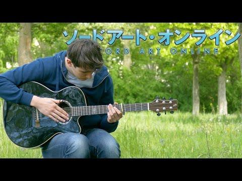 Ignite - Sword Art Online II OP1 - Fingerstyle Guitar Cover