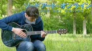 Ignite - Sword Art Online II OP1 - Fingerstyle Guitar Cover thumbnail