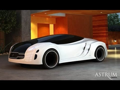 The Best New Concept Car Designs For The Future - YouTube