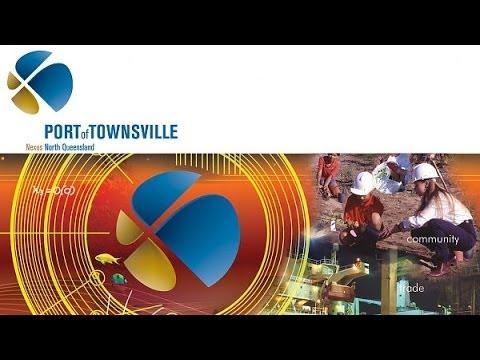 Townsville Port Authority - Interactive Multimedia
