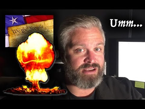 US Congressman Brings Up Nukes In Gun Control Debate! Yes, Really.