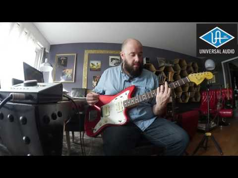 AKG BX20 Spring Reverb UAD plug-in: Guitare Obsession