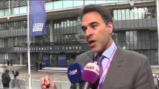 مازن حايك: MBC  الأمل جزء من التحالف الدولي العامل على مساعدة الأطفال السوريين
