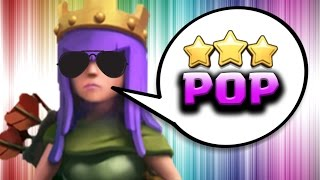 355 WAR WINS TH9 QUEEN POP vs TH10 GOBALALO 3 STAR!! MEOW IS BACK | WW#11 | Clash of Clans