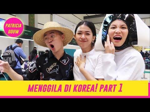 MENGGILA DI KOREA TSHAY WITH INFLUENCER. PART1