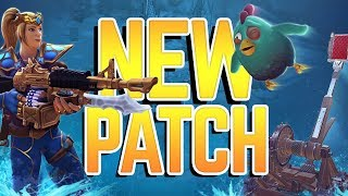 NEW Realm Royale Update for PS4, PC &amp Xbox! New Weapon, Forges and More [OB15]