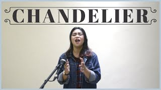 Chandelier - Sia Acapella Cover By Tamitri