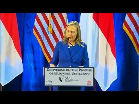 Secretary Clinton on Delivering on the Promise of Economic Statecraft