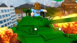 Fighting In World War 2 In Roblox | JeromeASF Roblox