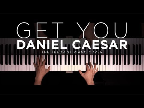 Daniel Caesar - Get You ft. Kali Uchis | The Theorist Piano Cover