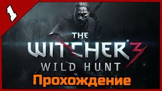 Прохождение Ведьмак 3 Дикая Охота ◄#1► Пролог и начало игры [Witcher 3 Wild Hunt]