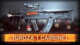 ► Groza 1 Weapon Review! - Battlefield 4