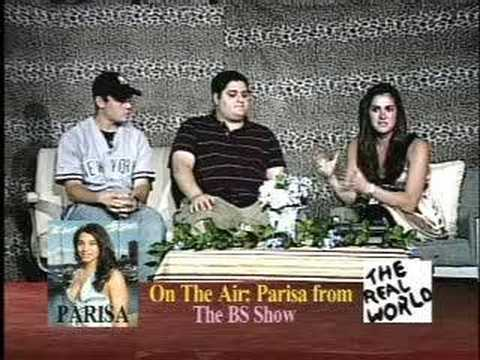 The BS Show: Parisa from The Real World Interview! Part 1