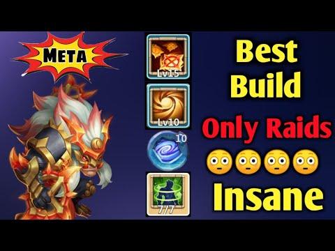 Berserker   Best Build 😳😳   Fully Maxed   Insane Hero   10/10 SL   10 Empower   Castle Clash