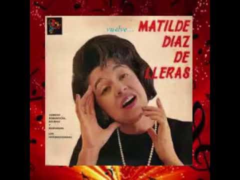 PACA ---  ORQ EUGENIO NOVILE-- CANTA MATILDE DIAZ