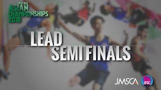 Video IFSC-ACC ASIAN CHAMPIONSHIPS 2018 KURAYOSHI, JAPAN - Lead Semi Finals download MP3, 3GP, MP4, WEBM, AVI, FLV November 2018
