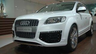 Audi Q7 Coastline Videos