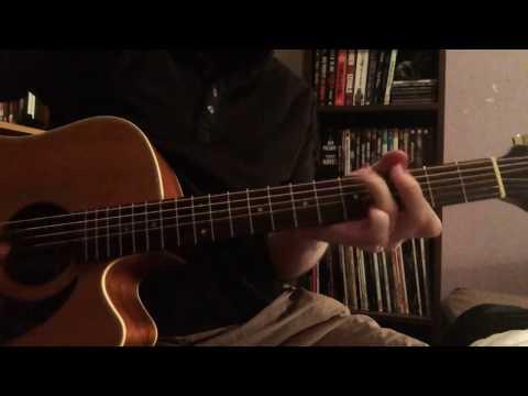 Soundgarden - Burden In My Hand [Guitar Cover]