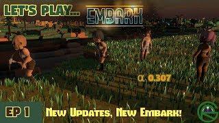 Embark -- Episode 1: New Update, New Embark! -- Alpha 0.307 thumbnail