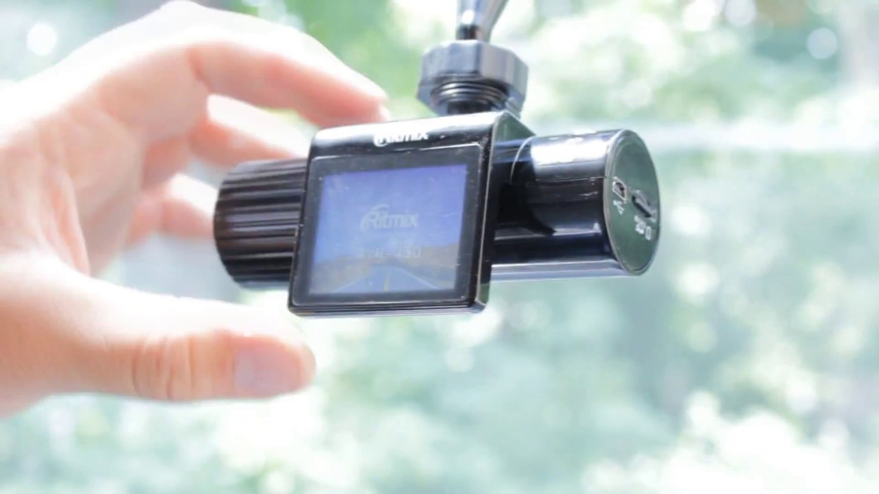 Ritmix avr-435 – экономичный автомобильный регистратор, обеспечивающий видеосъёмку в высоком разрешении hd 720p. Камера с углом поворота.