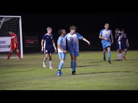 Grace Christian University 5, Manhattan Christian College 1 (NCCAA Soccer DII National Tournament)