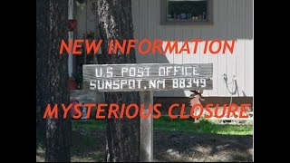 Sunspot Observatory Closure & 5 Other Obervatories Closed Too? Radiation from Both Hemispheres