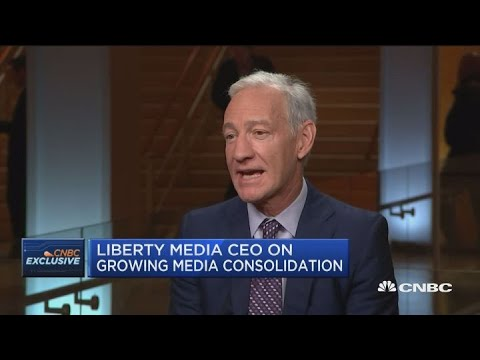 Liberty Media CEO Greg Maffei on media mergers