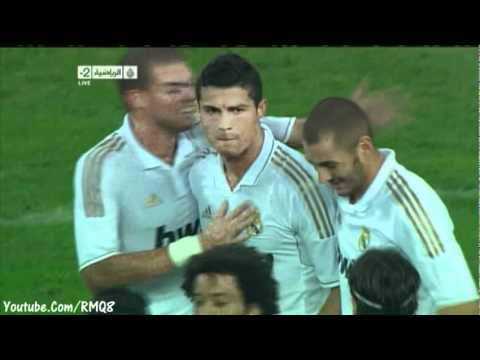 Tianjin Teda 0-6 Real Madrid - All Goals 6/8/2011