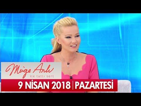 Müge Anlı ile Tatlı Sert 9 Nisan 2018 - Tek Parça