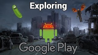 Exploring the Google Play Store