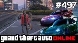 GTA 5 PC Online Po Polsku [#497] Need for Speed /z Mardey