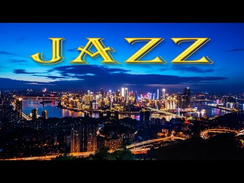 Relaxing Night JAZZ - Smooth JAZZ for Great Evening - Chill Out Music