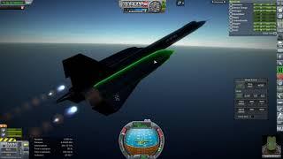 Realism Overhaul In KSP - SR-71