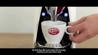 Máy pha cà phê viên nén Espresso (Active Capsules Espresso Coffee)