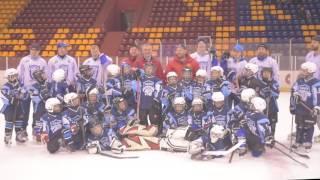 Открытый урок для хоккеистов 2008 г.р.