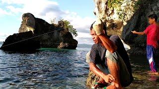 MANCING PINGGIRAN sekali buang umpan langsung di sambar - Ikan Berlimpah Strike bertubi-tubi
