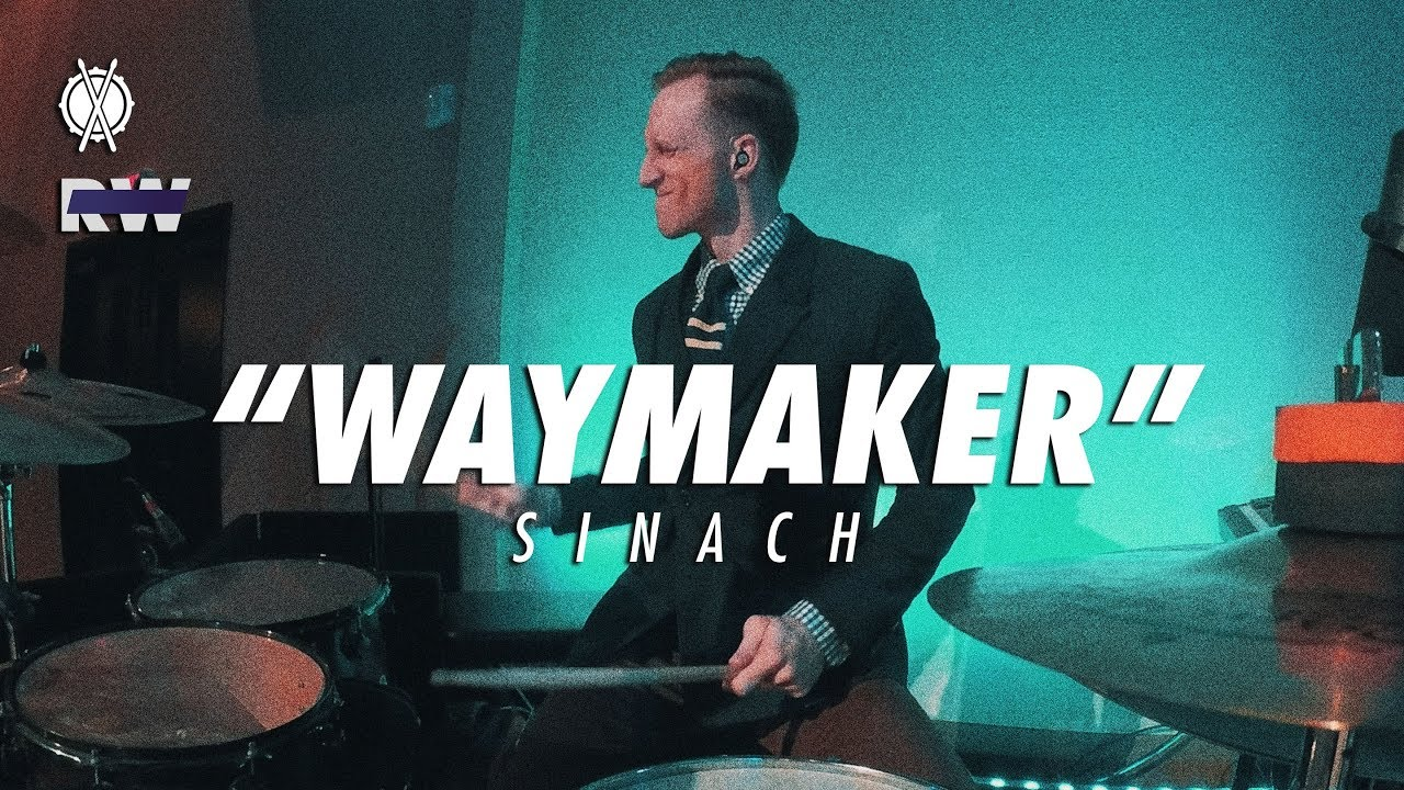 Waymaker Drum Cover // Sinach // Royalwood Church