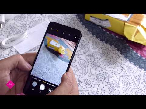Infocus Vision3 Full Screen Phone camera review