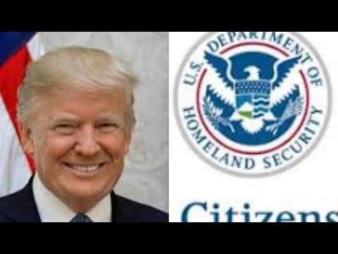 Trump Cancels Automatic Citizenship For Children Of Non- Citizens Born In US