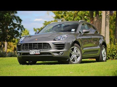 Porsche Macan S Diesel review 2015