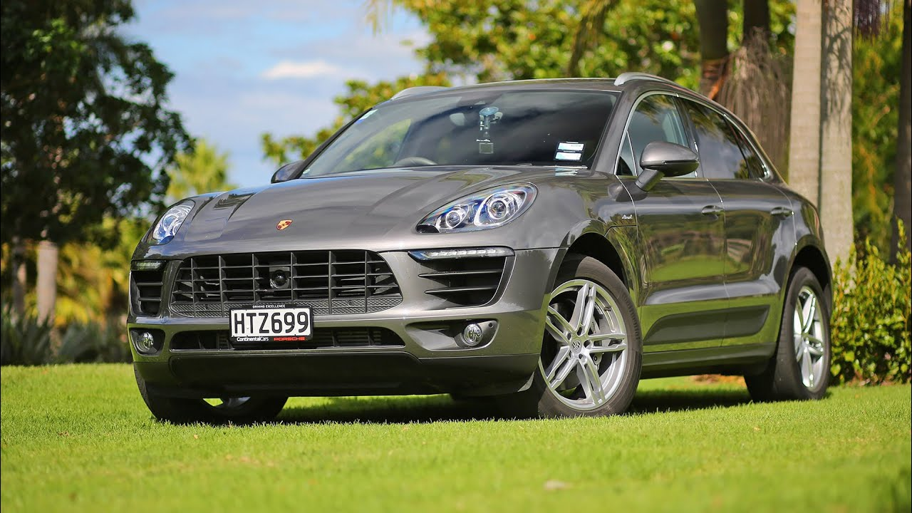 Porsche Macan S sel review 2015 - YouTube
