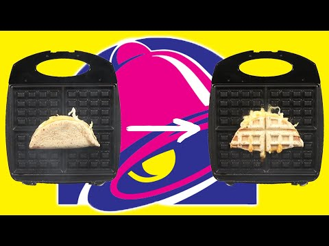 Can You Waffle It? Taco Bell Edition