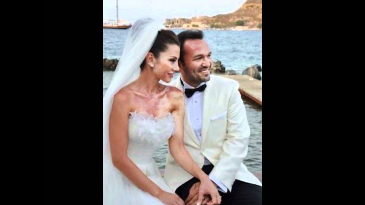 Gökçe Bahadır Ali Sunal Evlilik Görüntüleri Youtube