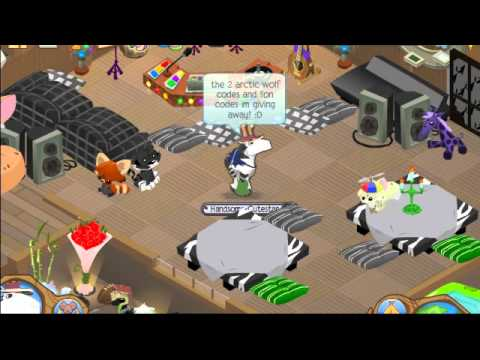 Pet Animal Jam Free Lion Arctic Wolf Codes Youtube Animal Jam Free Lion Arctic Wolf Codes Youtube