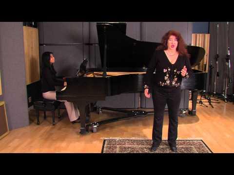 Condotta ell'era in ceppi - Diana Cantrelle, Dramatic Mezzo-Soprano