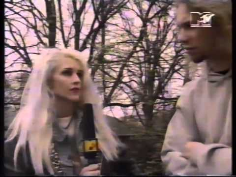 Tiamat Full of Hate - Interview (1993)