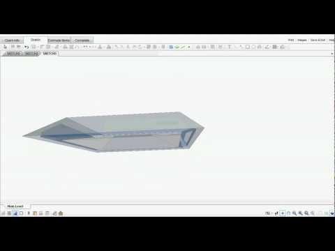 Xactimate Sketch tip- how to Sketch a mansard roof | Top