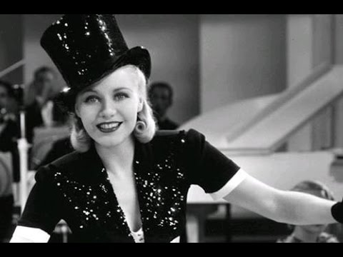 THE DEATH OF GINGER ROGERS