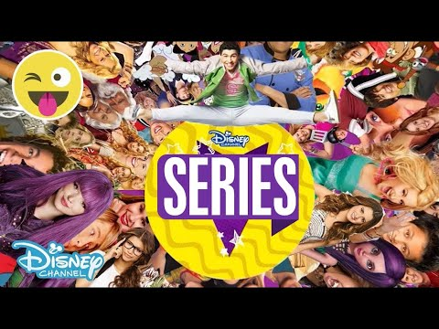 Disney Channel - Series Del 2000 Hasta 2019
